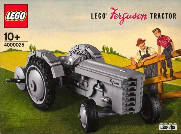 Trattore LEGO Ferguson