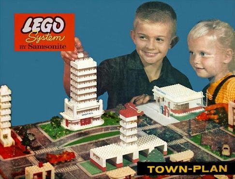 LEGO Town Plan (1955)