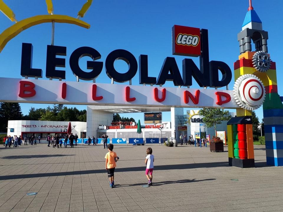 Parco divertimenti LEGOLAND di Billund