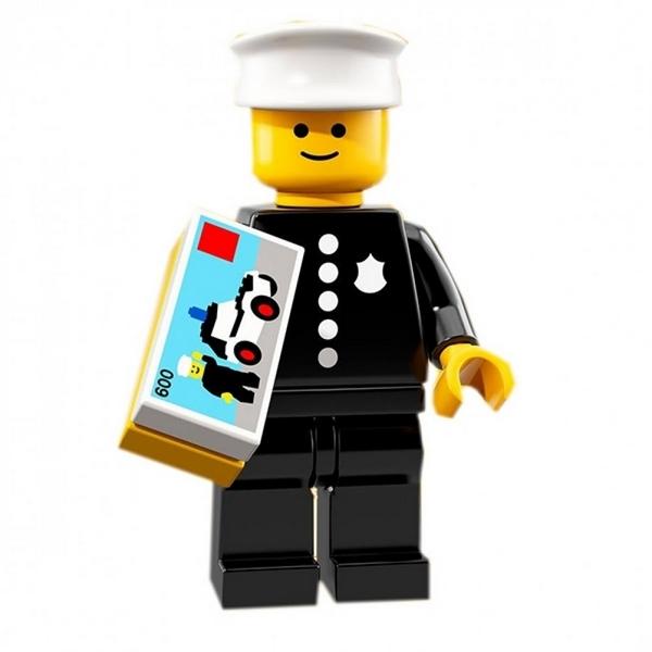 Poliziotto giocattolo del 1978