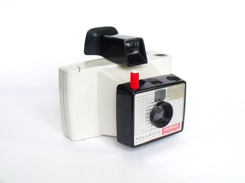 Polaroid Swinger Model 50