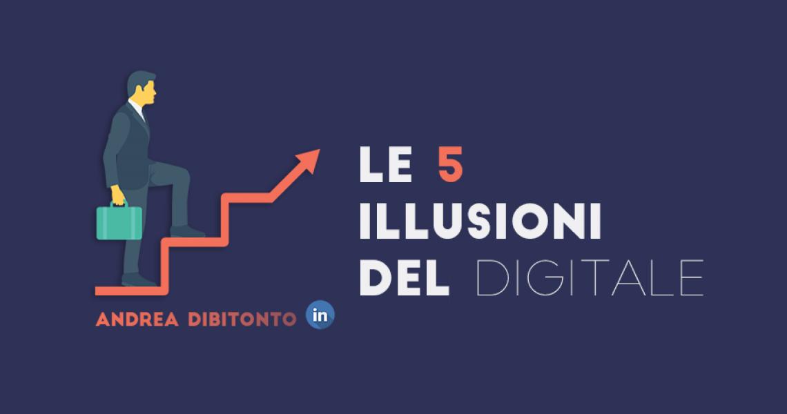 il digitale offe opportunità e illusioni